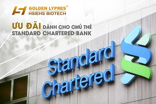 Get Exclusive Promotion with Standard Chartered Cards